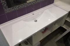 Столешница в ванную комнату Краснодар106
