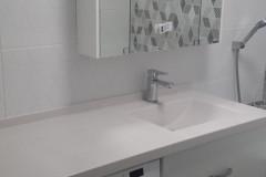 Столешница в ванную комнату Краснодар107
