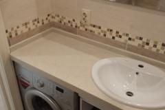 Столешница в ванную комнату Краснодар109