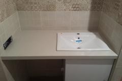 Столешница в ванную комнату Краснодар110