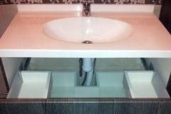 Столешница в ванную комнату Краснодар8