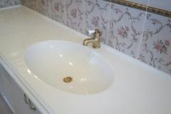 Столешница в ванную комнату Краснодар1