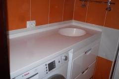 Столешница в ванную комнату Краснодар2