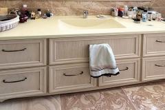 Столешница в ванную комнату Краснодар17