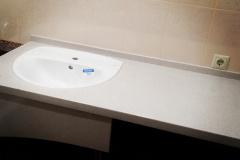 Столешница в ванную комнату Краснодар112