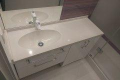 Столешница в ванную комнату Краснодар115