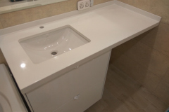 Столешница в ванную комнату Краснодар116