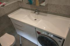 Столешница в ванную комнату Краснодар117