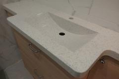 Столешница в ванную комнату Краснодар124