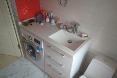 Столешница в ванную комнату Краснодар126