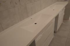 Столешница в ванную комнату Краснодар127