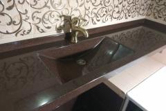 Столешница в ванную комнату Краснодар129